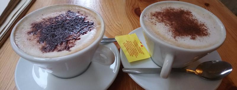 Dónde tomar café en La Valeta