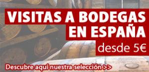 Visitas a Bodegas españolas