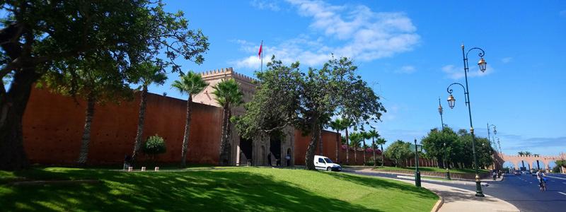 Puerta Soufara en Rabat