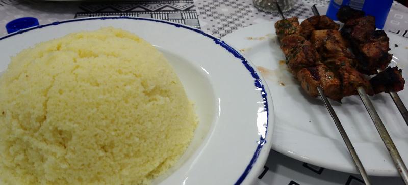 Dónde comer en Rabat