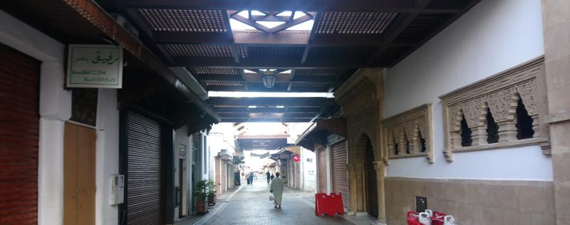 Qué ver en la Medina de Rabat
