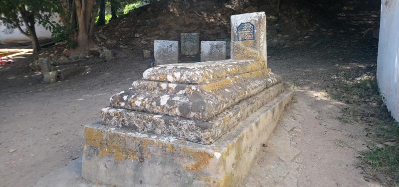 Cementerio en Chellah