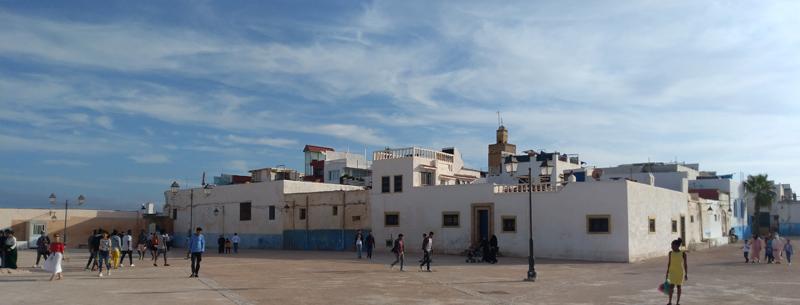 Kashba de los Oudayas en Rabat