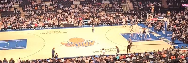 Cómo ir a la NBA en New York
