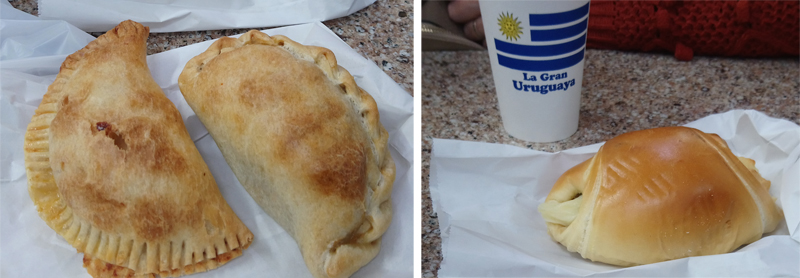 Comer en La Gran Uruguaya