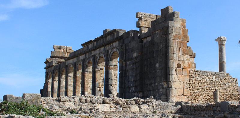 Basílica de Volubilis