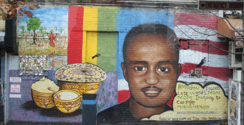 Excursión Contrastes Nueva York: Graffiti de Diallo Amadou
