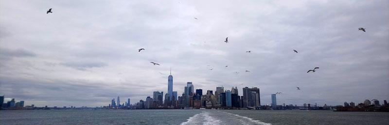 Ferry Staten Island en Nueva York