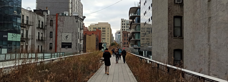 Highline en New York