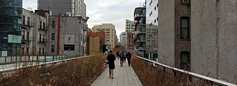Highline en New York
