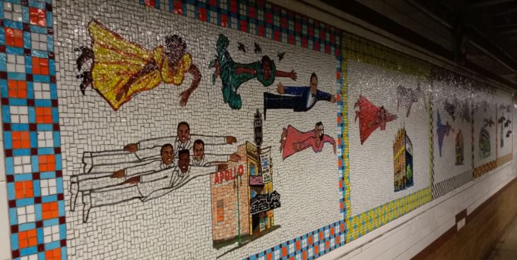 Harlem Subway
