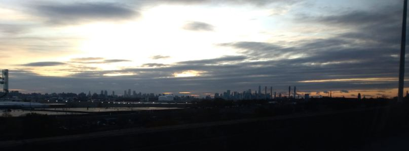 Despidiendo Nueva York