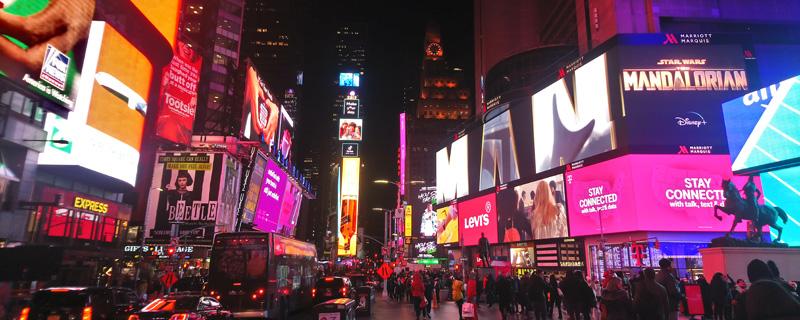 Conociendo Times Square