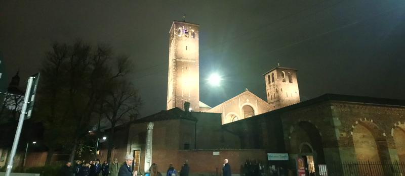 Milán: San Ambrosio