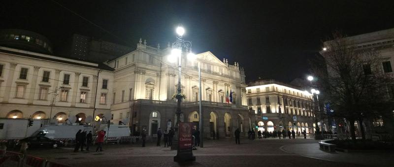Teatro alla Scala en Milán