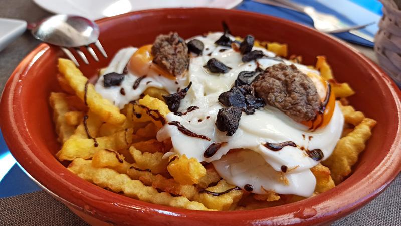 Qué comer en Iznájar