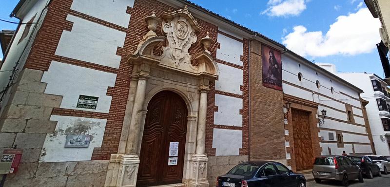 Ermita del Nazareno en Archidona