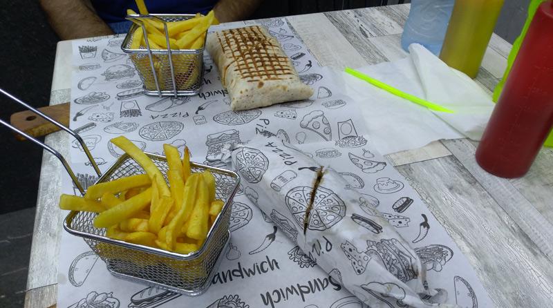 Dónde cenar en Meknes