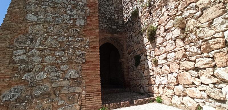 Puerta a la Alcazaba de Archidona