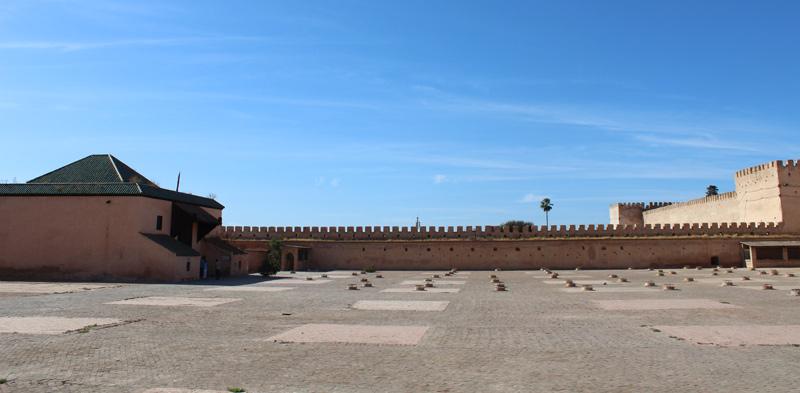 Prisión de Kara en Meknes