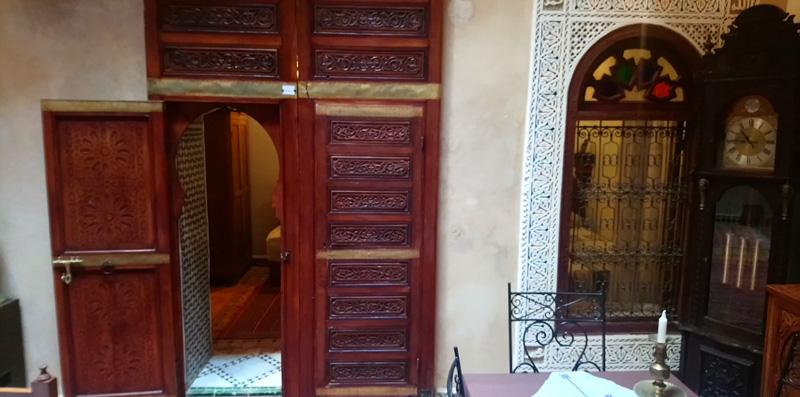 Riad Benchekroun en Meknes