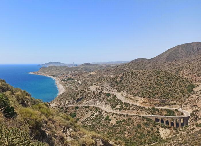 Playas secretas en Cabo de Gata