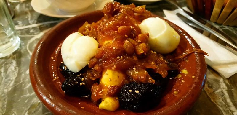 Dónde NO cenar en Fez, Marruecos