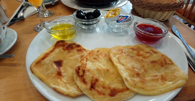 Desayunar bien en Fez, Marruecos