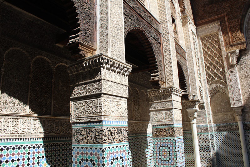 Madrasa Al Attarine en Fez