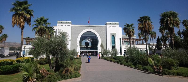 Gare de Fes