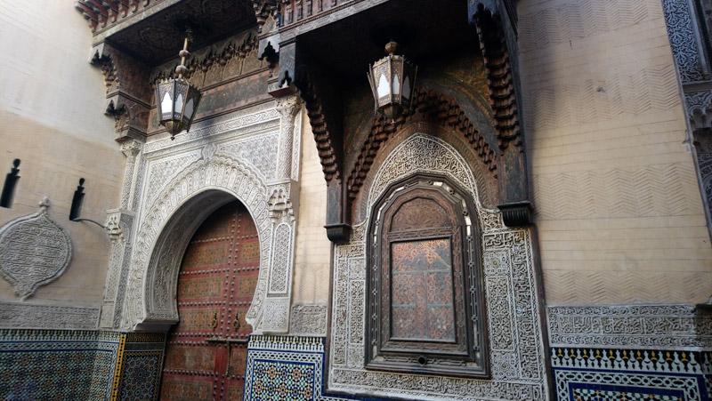 Mausoleo de Moulay Idriss en Fez