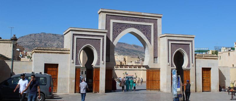 Plaza R'Cif en Fez