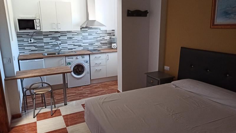 Apartamento Hostal Rural Alba en Cabo de Gata
