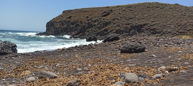Cala de los Toros en Cabo de Gata
