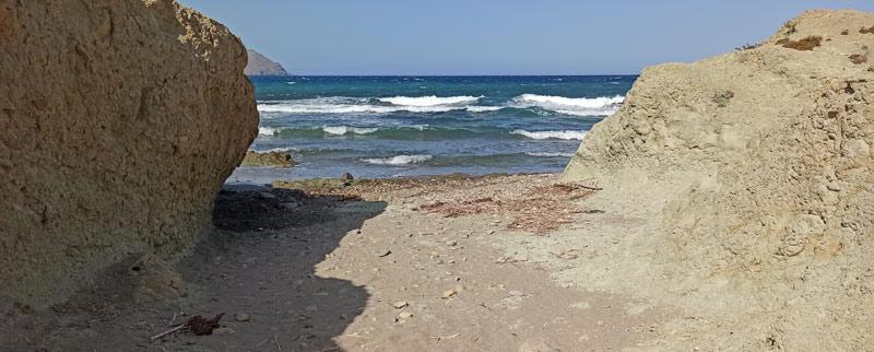 Cala Palo en Cabo de Gata