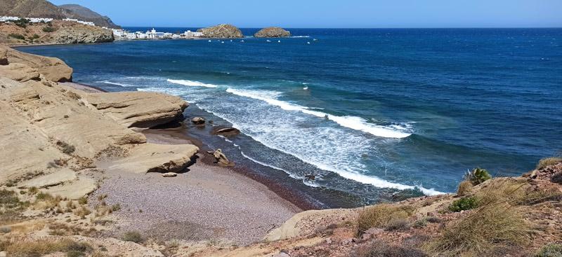 Cala Violeta en Cabo de Gata