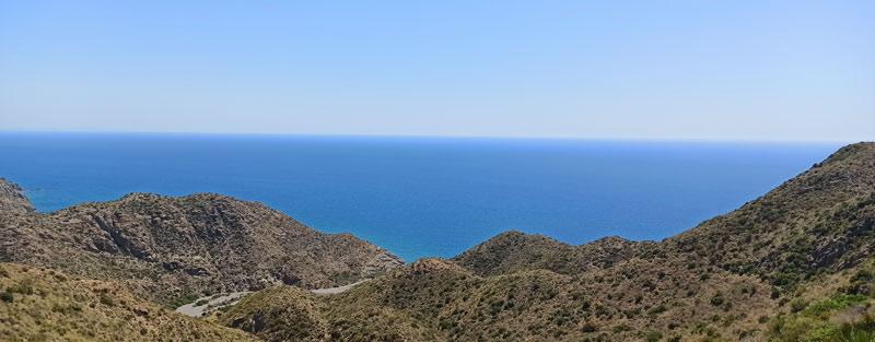 Calas y playas en Cabo de Gata