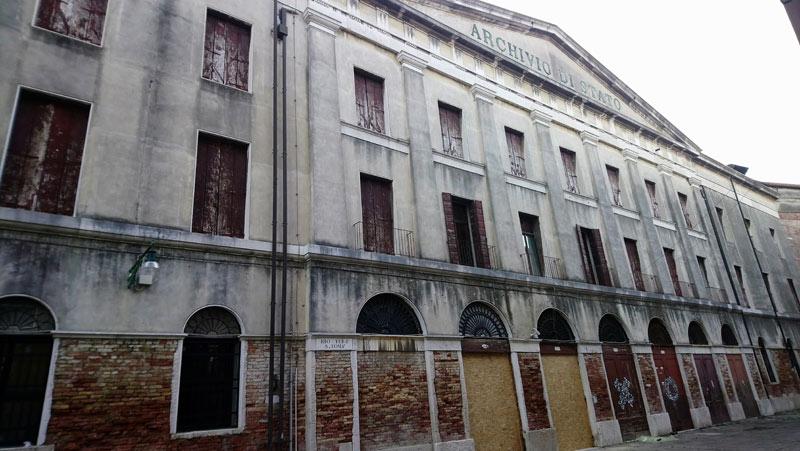 Archivio di Stato en Venecia