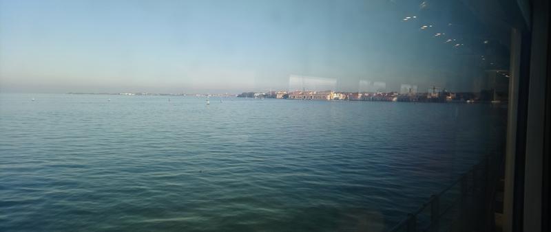 Viajar a Venecia en tren