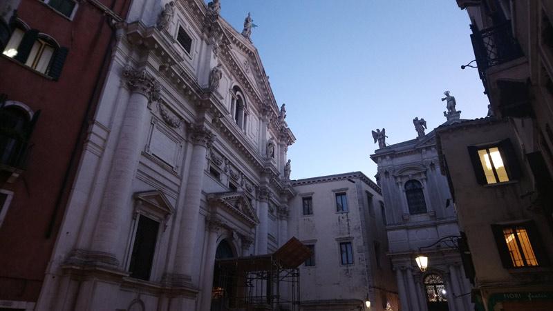 Iglesias de Venecia