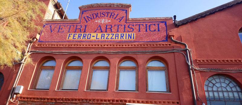 Visitar una Fábrica de cristal de Murano