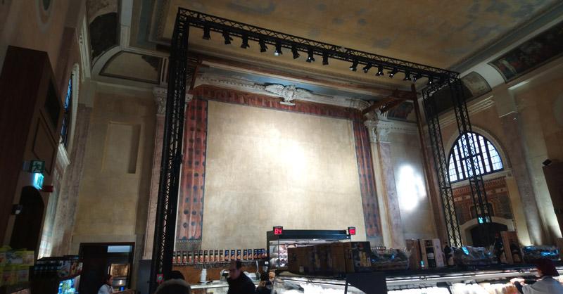 Teatro Italia Spar Venecia