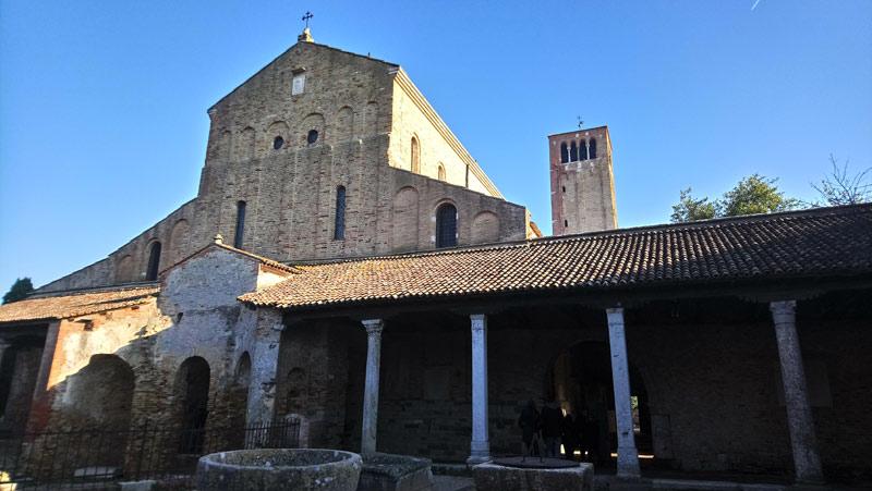 Iglesia de Santa María Asunta de Torcello