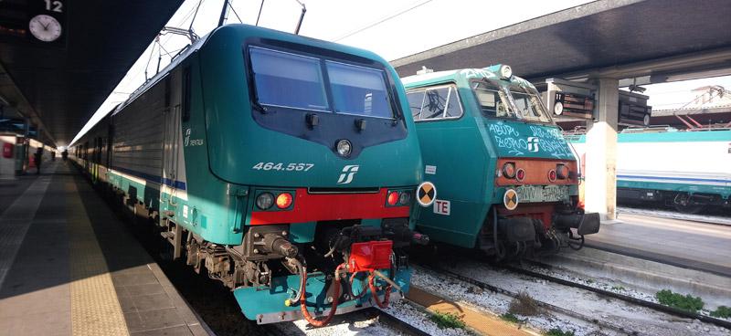 Estación de trenes de Venecia
