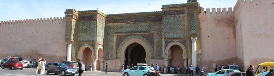 Qué ver y hacer en Meknes