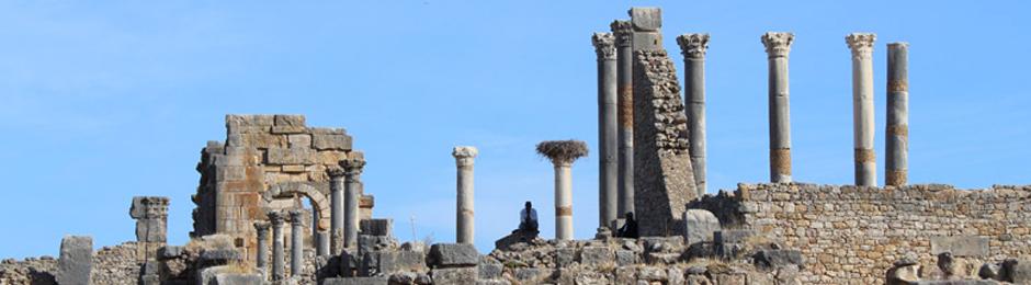 Ciudad romana de Volubilis