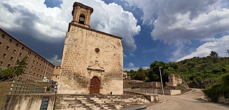 Iglesia de Santa María Jus del Castillo de Estella