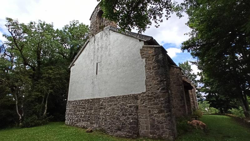 Ermita de Nuestra Señora de la Blanca en Jaurrieta
