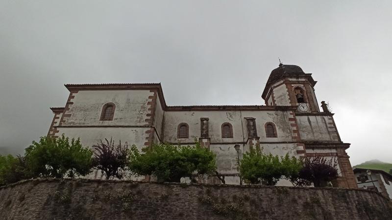 iglesia de la Asunción de Zugarramurdi