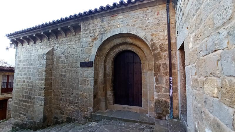 Iglesia de San Martin de Tours en Sos del Rey Católico